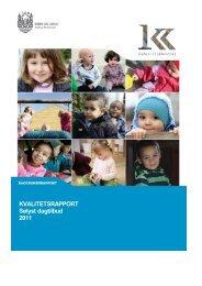 Baggrundsrapport 2012.pdf - Dagtilbud-Aarhus