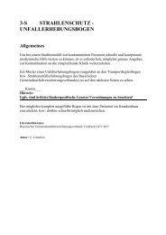 3-s strahlenschutz - unfallerhebungsbogen - ABC-Gefahren