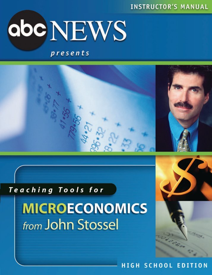 microeconomics news