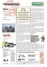 Newsletter 8 - University of Aberdeen