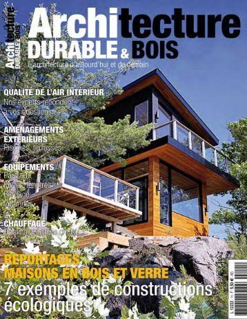 Architecture Durable & bOIS - Claire Dupriez, Architecte DPLG