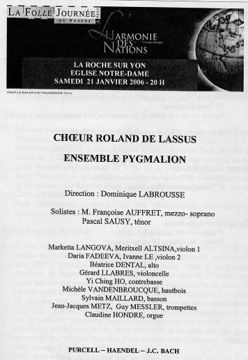 Roland de Lassus* Lassus·: Cardinall's Musick, The , Andrew Carwood - Missa Surge Propera
