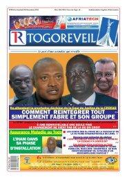 Togo Réveil N°43.pdf - République Togolaise