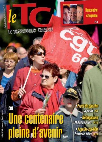 •Front de gauche •Délinquance •Argelès-sur-Mer - Le Travailleur ...