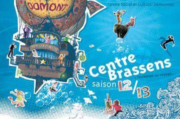 Téléchargez la plaquette 2012 - Centre Georges Brassens