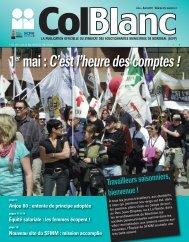 ColBlanc - juin-août 2011 - Syndicat des fonctionnaires municipaux ...