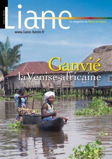 Télécharger Liane N°3 - Le Bénin en France