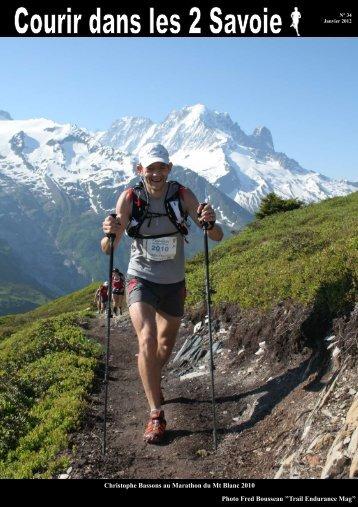 Christophe Bassons au Marathon du Mt Blanc 2010 ... - Nico la Clusaz