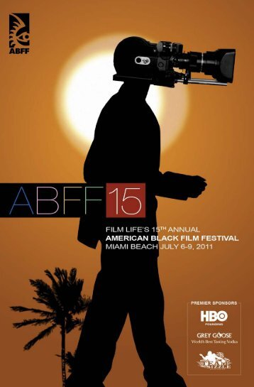 Program Guide 2011 - American Black Film Festival