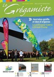 Le Grégamiste, décembre 2009, p. 6 - Grand-Champ