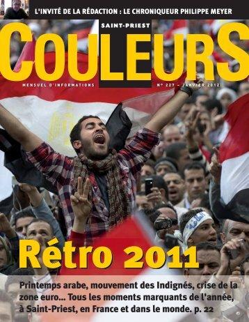 Télécharger le n°227 (Janvier 2012) - Saint-Priest