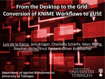 here - Applied Bioinformatics Group