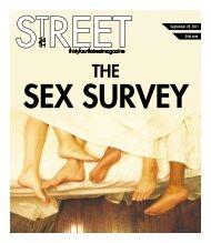 sex survey - 34th Street Magazine
