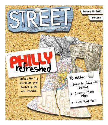January 19, 2012 34st.com - 34th Street Magazine