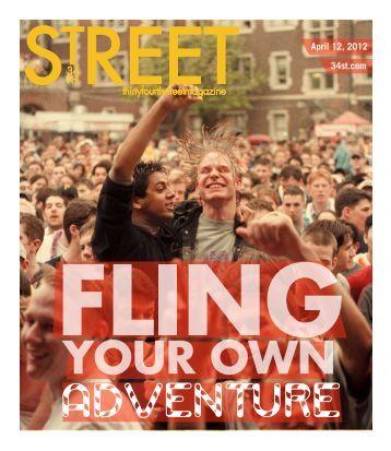 fling on - 34th Street Magazine