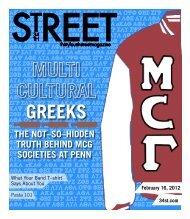 the not–so–hidden truth behind mcg societies at penn - 34th Street ...