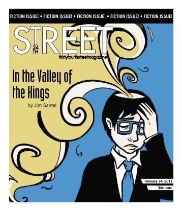 by Jim Santel - 34th Street Magazine