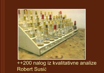 Zbirka nalog - Univerza v Ljubljani