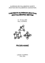 a high-throughput crystallography approach to determine the ...