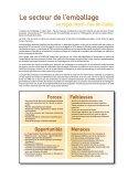 Le secteur de l'emballage - Direccte - Page 6