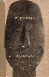 Platonas. Sokrato apologija - Academia Ad Fontes