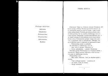 I knyga - Academia Ad Fontes