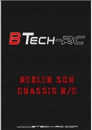 Châssis: 710 4mm - BTECH-RC