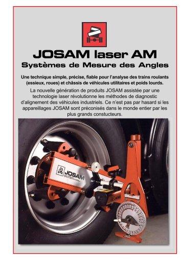 JOSAM laser AM