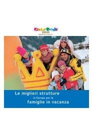 Le migliori strutture famiglie in vacanza