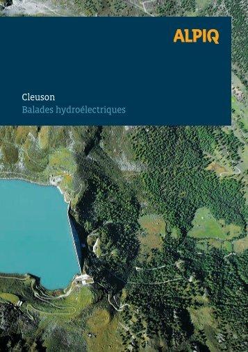 Balade au lac de Cleuson PDF (1.7 MB) - Alpiq