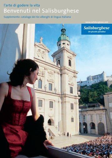 Benvenuti nel Salisburghese