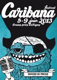 Dossier de presse complet.pdf - Caribana Festival