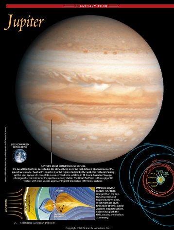 Jupiter - Scientific American Digital
