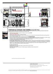 PORTEUR 6x4 10 ROUES 19,00 TONNES ... - xTRM ExPORT