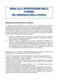 GUIDA ALLA RICOSTRUZIONE DI CARRIERA ... - internet scuola - Page 2