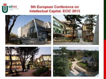 Diapositiva 1 - Academic Conferences