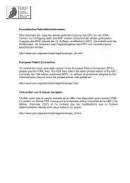 European Patent Convention