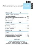 Bien communiquer sur son projet - Injep - Page 7