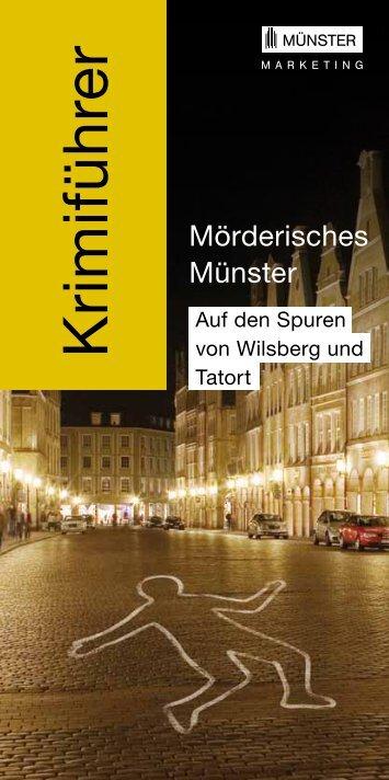 Krimiführer - Stadt Münster