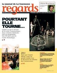 Regards n326 du jeudi 13 au mercredi 26 janvier 2011 - Courneuve