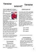 Dorstfelder Festwoche I3. bis 23. juni Infos auf Seite 8 - CVJM ... - Seite 5