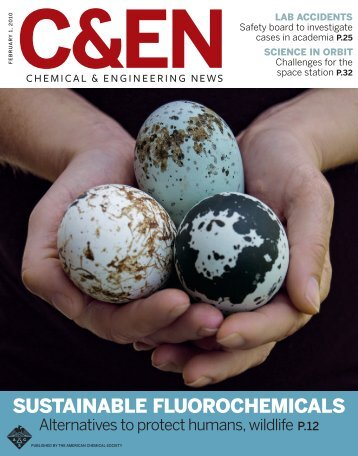 Chemical & Engineering News Digital Edition - February 1, 2010