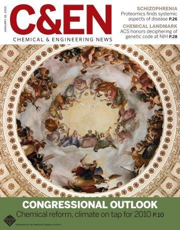 Chemical & Engineering News Digital Edition - January 18, 2010