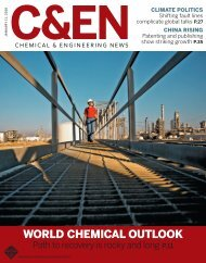 Chemical & Engineering News Digital Edition - January 11, 2010
