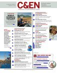 Chemical & Engineering News Digital Edition - January 11, 2010 - Page 3