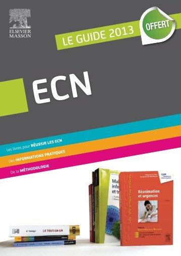 Catalogue Médecine étudiante 2ème cycle 2012/2013