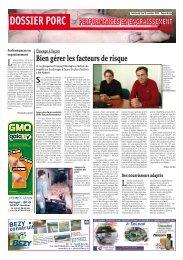 dossier porc - Paysan Breton