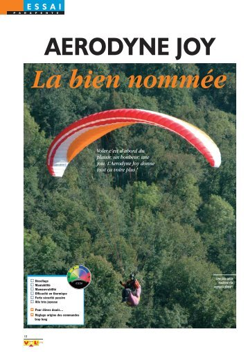 le test en PDF... - aerodifusion.ch - Home