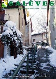 Cette année, gros hiver pour les cantonniers... - Mairie de Monnetier ...