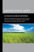 GUIDE PRÉ RÉCOLTE - Roundup - Page 4